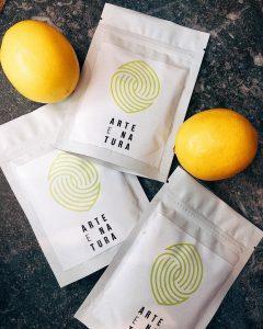 Уход с оливковым маслом, лимоном и травами Arte e Natura